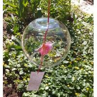 Фурин с орхидеей