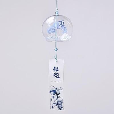 Ветряной колокольчик Фурин с персонажами анимэ Гинтама