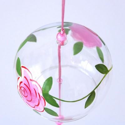 Фурин с розами