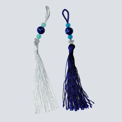 Парные подвески: сине-голубая пара