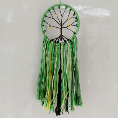 Ловец снов с деревом (диаметр 8см)